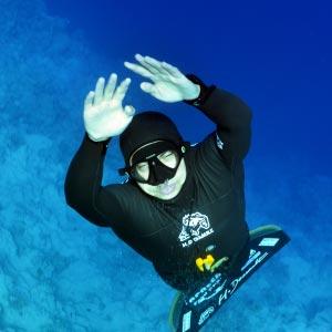 Apnéeau, Club d'apnée à Sète - apnée dynamique en mer