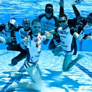 Apnéeau, Club d'apnée à Sète - en piscine